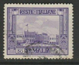 Somalia 1935-38 50c Perf. 14 Usato Italia Colonie Italy Colony A18P13F182