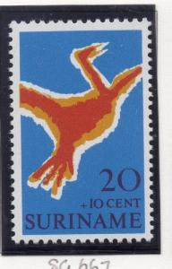 Suriname 1970 Early Issue Fine Mint Hinged 20c. 168896