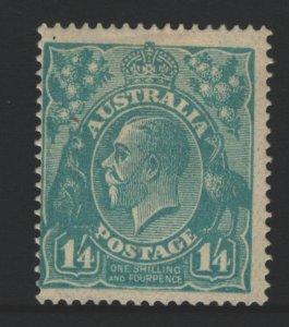 Australia Sc#37 MH