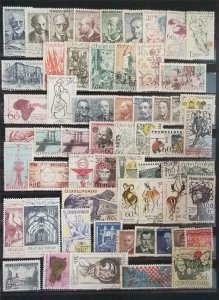 CZECHOSLOVAKIA Stamp Lot Used T1073