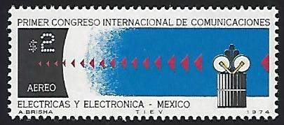 Mexico #C432 MNH Single Stamp