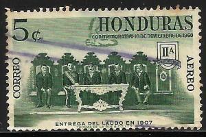 Honduras Air Mail 1961 Scott# C311 Used