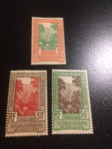 French Polynesia sc J11-J13 MHR