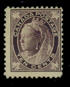 Canada #73 MINT Fine Regummed Cat$600