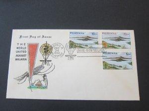 Philippines 1962.10.24 FDC