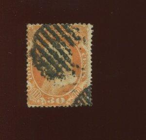 38 Benjamin Franklin  Used Stamp  (Bx 644)