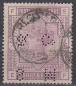 Great Britain #96 F-VF Used CV $140.00 (B2648)