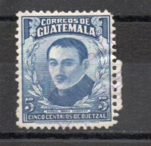 Guatemala 308 used