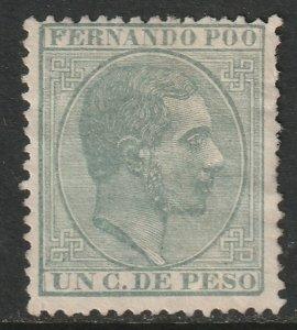 Fernando Po Sc 5 MH some DG