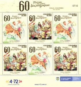 O) 2021 COLOMBIA, CULTURAL AND ARTISTIC HERITAGE OF THE NATION,  NATIONAL REI...