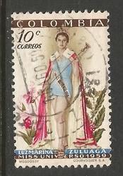 COLOMBIA 697 VFU E235-3