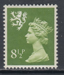 Great Britain Wales and Monmouth WMMH11 MNH VF