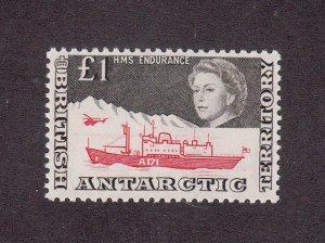 British Antarctic Territory Scott #24 MH