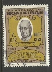 HONDURAS C373 VFU K599-4