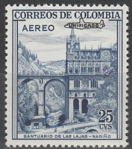 Colombia #C334 MNH F-VF (SU5315)