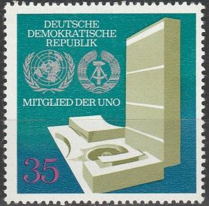 DDR #1492 MNH