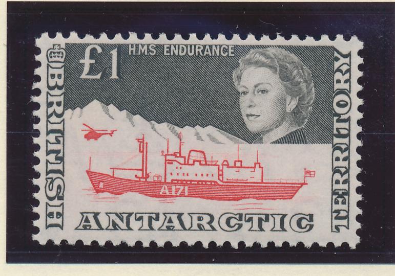British Antarctic Territory (B.A.T.) Stamp Scott #24, Mint Never Hinged - Fre...