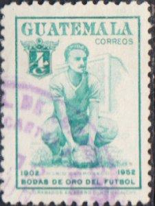 Guatemala #337   USED