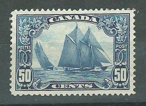 Canada #158   Mint  VF 1929   PD  CV $350.00