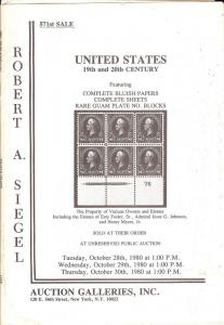 United States 19th & 20th Century featuring Complete Blui...