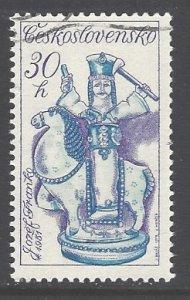 Czechoslovakia Sc # 2213 used (DDT)