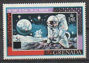 #349 Grenada Mint OGNH
