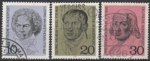 Germany #1014-6  F-VF Used  (S4410)