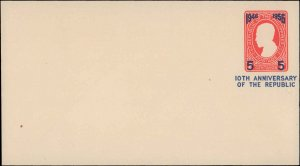 Philippines, Postal Stationery