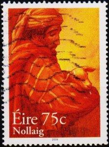 Ireland. 2006 75c Fine Used