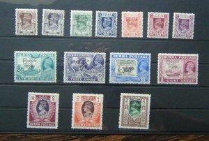 Burma 1947 to 5R MM