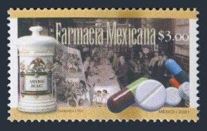 Mexico 2237,MNH. Mexican Pharmacies,2001.
