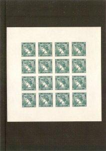 Austria Wipa 1933 labels using original 1851 dies