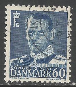 DENMARK 337 VFU R3-148-3