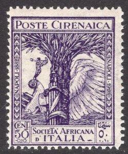 CYRENAICA SCOTT B19