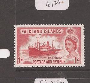Falkland Islands SG 188 MNH (2cff)