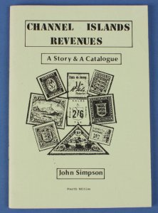 Great Britain - Channel Islands Revenues by J Simpson.