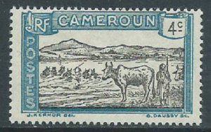 Cameroun, Sc #172, 4c MH
