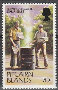 Pitcairn Is #171A  MNH   (S9532)