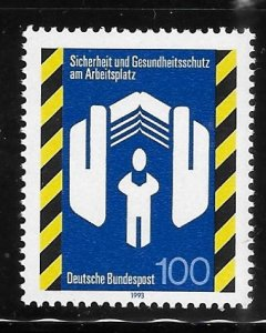Germany 1993 Health and Safety in workplace Sc 1773 MNH A1040