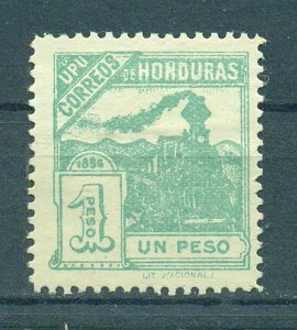 Honduras sc# 110 mhr cat value $4.00