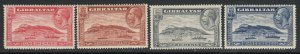 Gibraltar, Sc 96-99 (SG 110-113), MLH