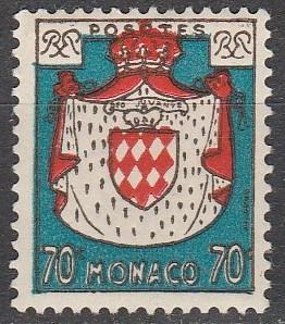 Monaco #313  MNH  (S7682)