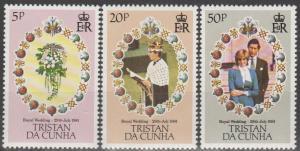 Tristan Da Cunha #294-6  MNH F-VF (ST2638)