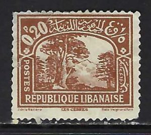 LEBANON 115 MOG THIN Z3803
