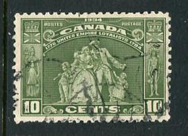 Canada #209 Used