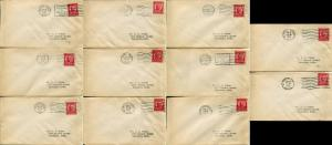 USA #690 Pulaski FDC First Day Issue Cover Postage Cancellation Collection 1931