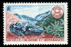 2nd Automobile Safari of New Caledonia, New Caledonia stamp SC#371 MNH