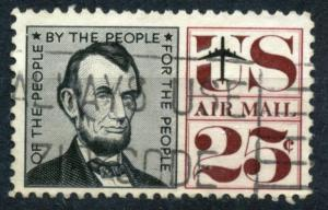 United States - SC #C59 - AIRMAIL USED - 1960 - Item USA090