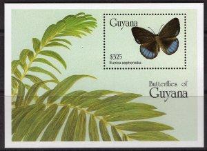 Guyana (1994) #2829-30 MNH; Butterflies