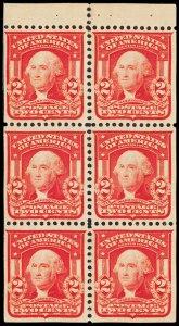 U.S. BOOKLETS & PANES 319p  Mint (ID # 103512)